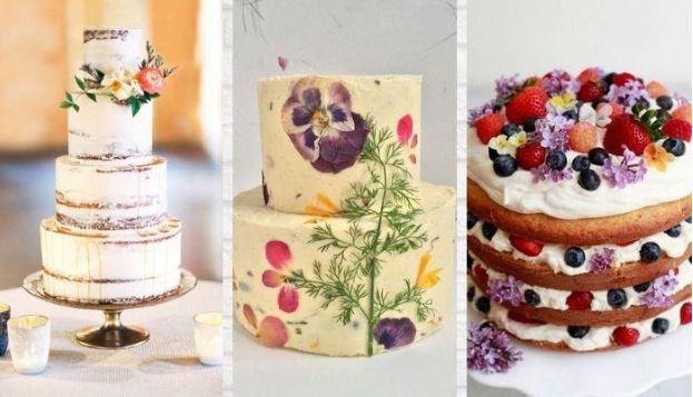 best flower cakes