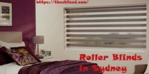 Roller Blinds in Sydney