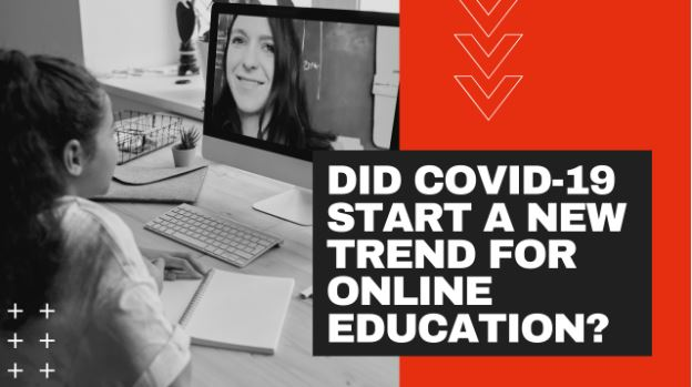 new trend for online education
