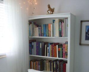 Multi-level Bookshelf