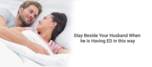 stay beside your husband